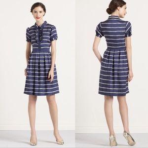 Kate Spade Violetta Silk Dress
